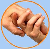 sectie pastoraat handen