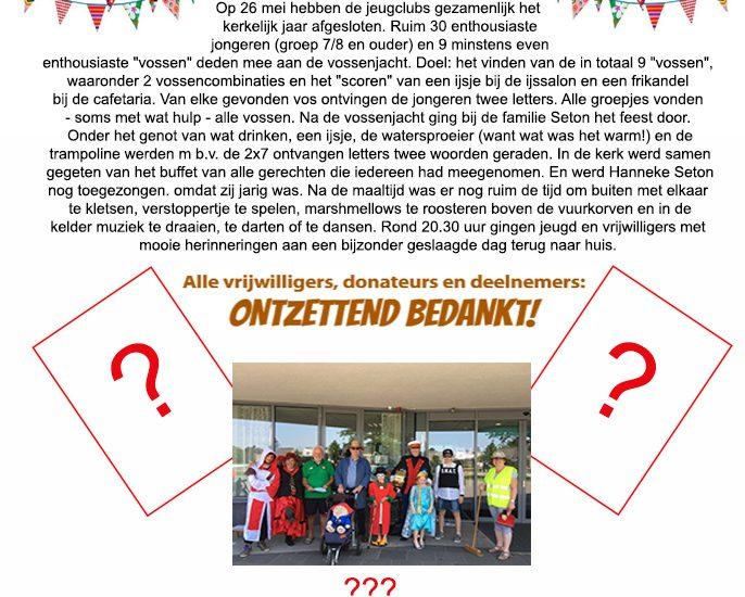 20180526 Afsluitdag jeugdclubs